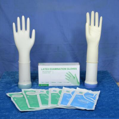 latex non sterile gloves